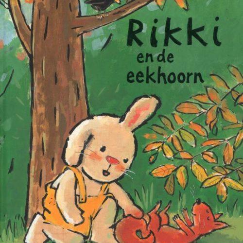Rikki en de eekhoorn